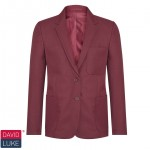St Vincent's Primary Embroidered Girls Blazer