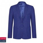 O.L.A Primary Embroidered Girls Blazer