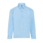 National Boys Choir Blue Long Sleeve Shirt