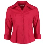 National Girls Choir Red Blouse
