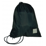 High Blantyre Primary Navy Shoe Bag