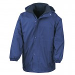 O.L.A Primary Royal Waterproof Jacket