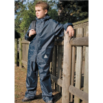 Kirkhill Primary Navy Waterproof 2 Piece suit