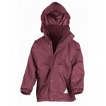 St Vincent's Primary Waterproof Jacket