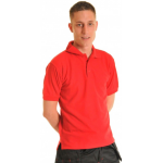 Mearns Castle Embroidered Poloshirt
