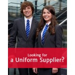 Looking for a new uniform supplier?
